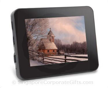 Hi-Resolution DPF 3.5 inch with Calendar , Slide Show with eBook
