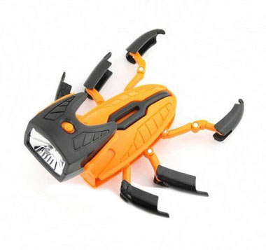 Scorpion Transformer LED Torch