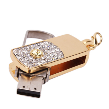Jewellery Thumbdrive - Swivel (4 G)