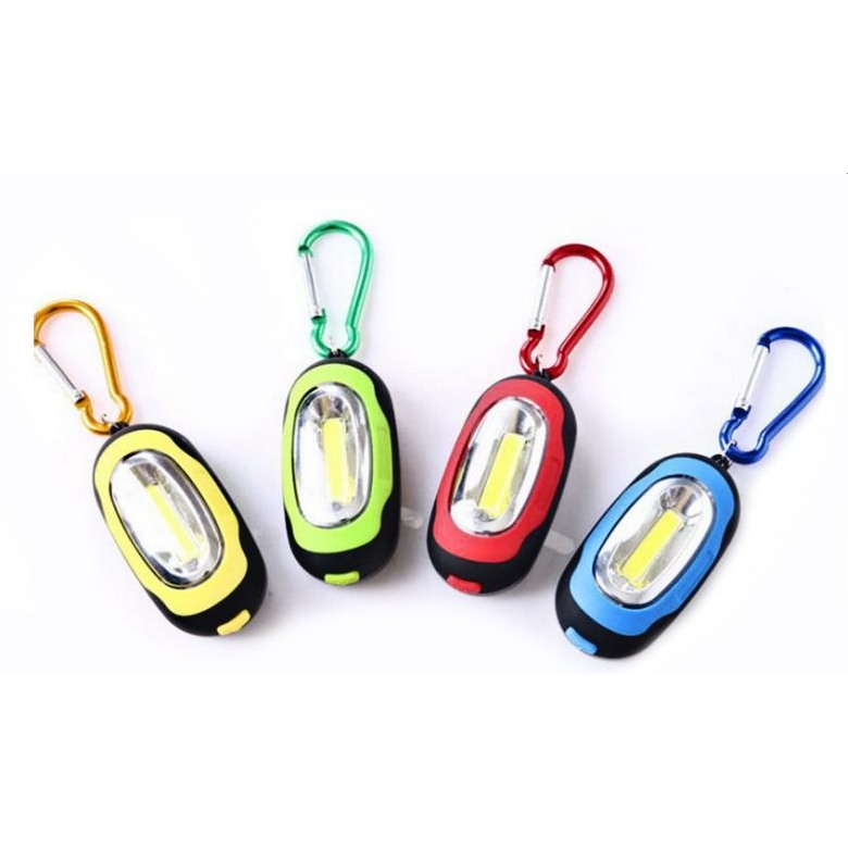 LED light with Carabiner