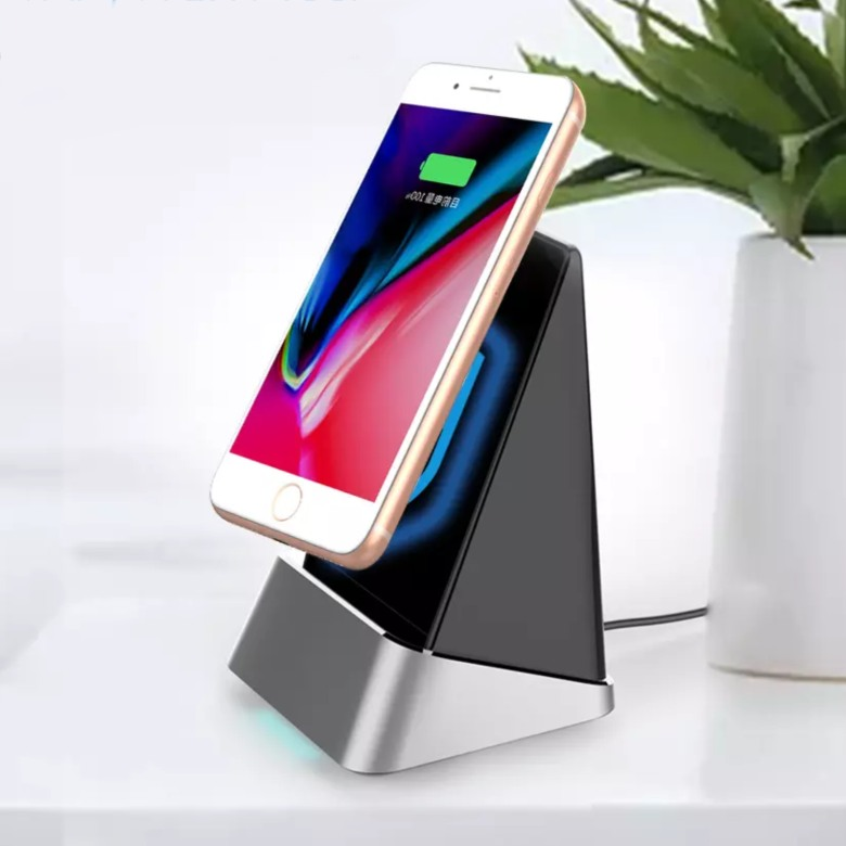 Designer Phone Stand Wireless Charger