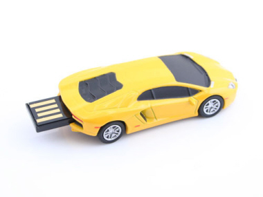 Metal Sports Car Thumbdrive (4G)