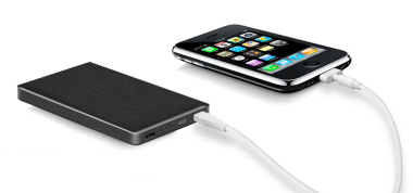 Power Bank with External Hard disk