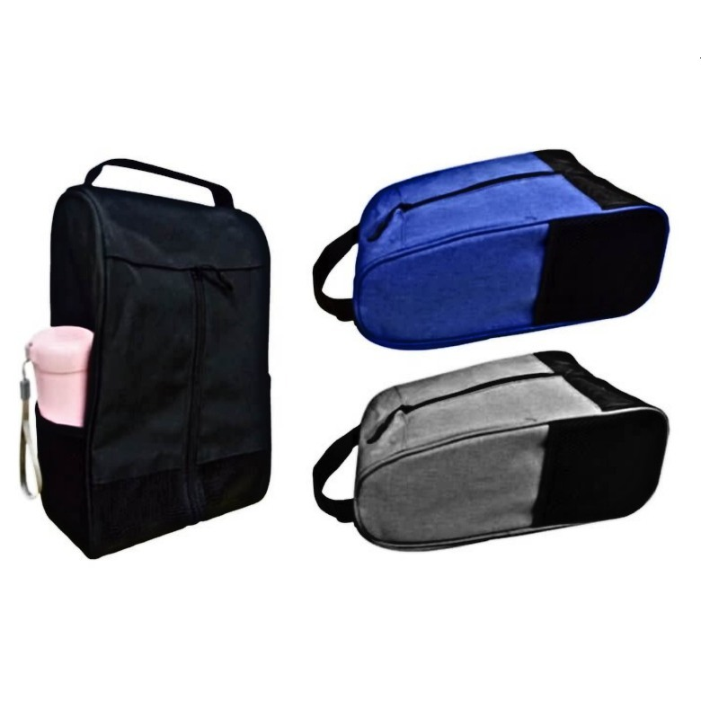 Shoe Bag with Two side pocket