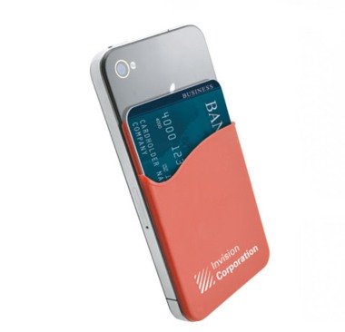 Silicon Card Holder for Phone