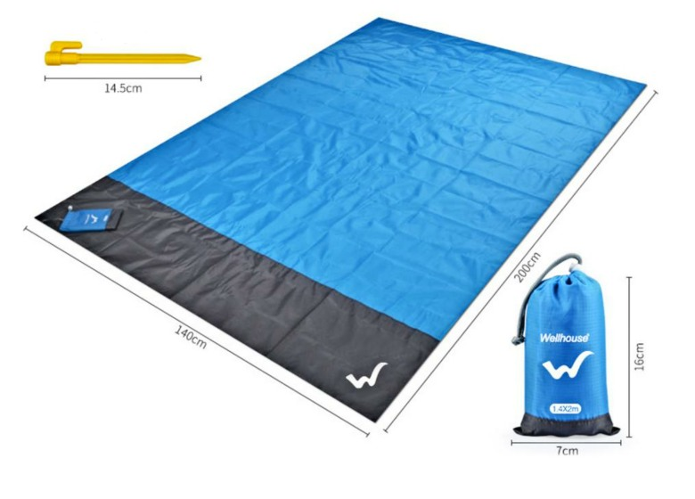 Sleeping Mat with Pouch