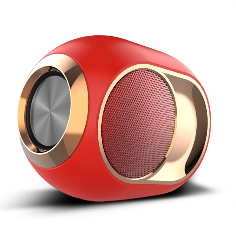 Super Bass Bluetooth Speaker with FM Radio