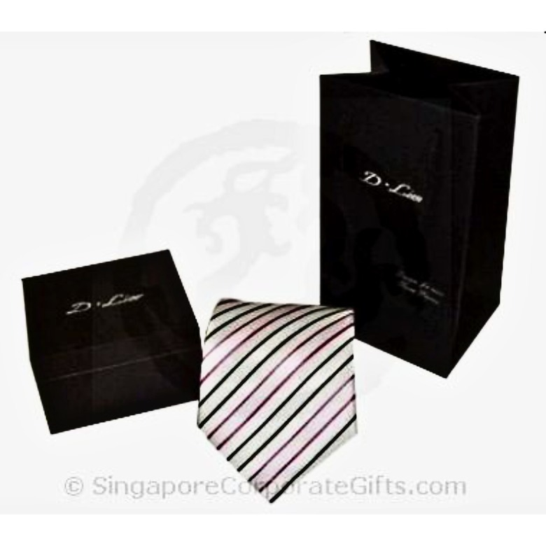 Composite Silk Ties (Water and Oil resistant) - HK7007-C