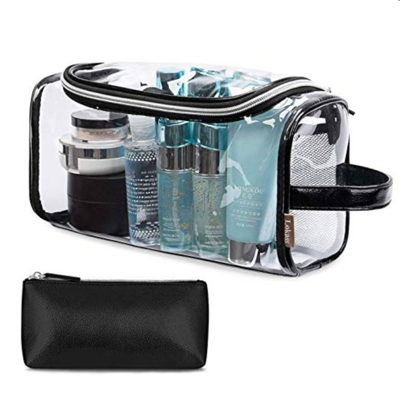 Transparent PVC Cosmetic Bagouch