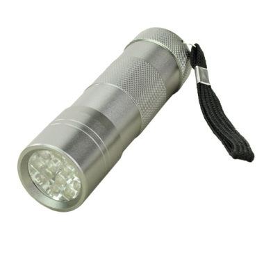 12 LED UV Torchlight - 375 nm