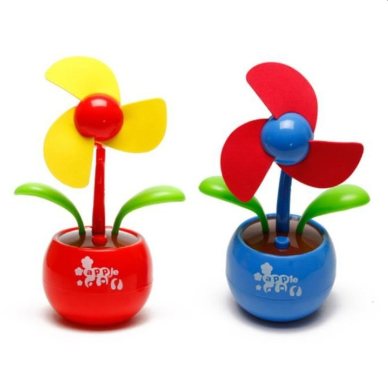 Flower Mini Fan