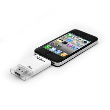 Thumbdrive for iPhone, IPad, Android, PC, Laptop (8G)